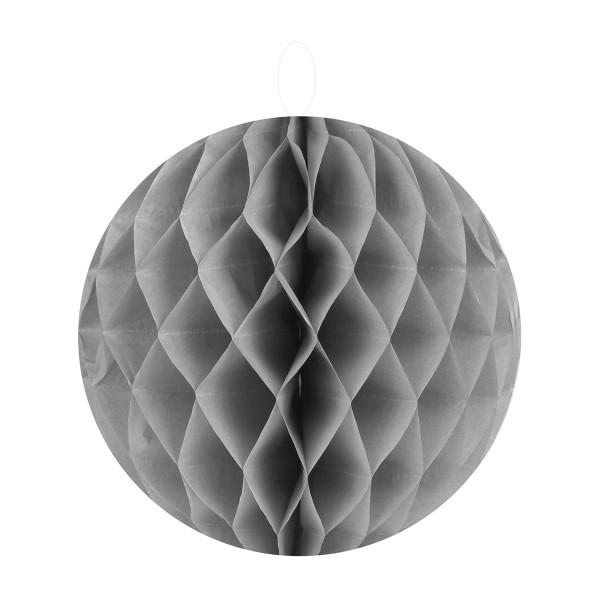 Honeycombs / Wabenbälle 20 cm (2 Stück) - grau
