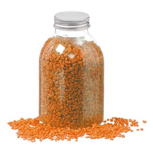 Dekogranulat, 770g - orange