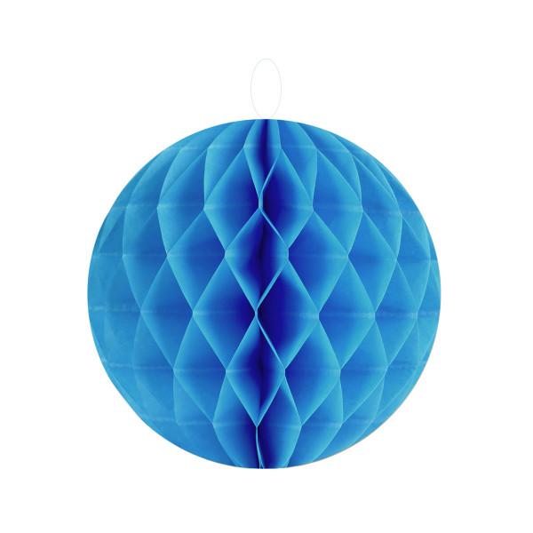 Honeycombs / Wabenbälle 10 cm (2 Stück) - türkis