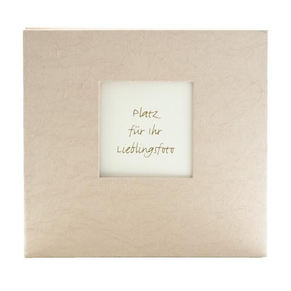 Fotoalbum 'Luzern' - champagner