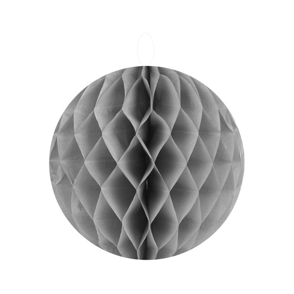 Honeycombs / Wabenbälle 10 cm (2 Stück) - grau