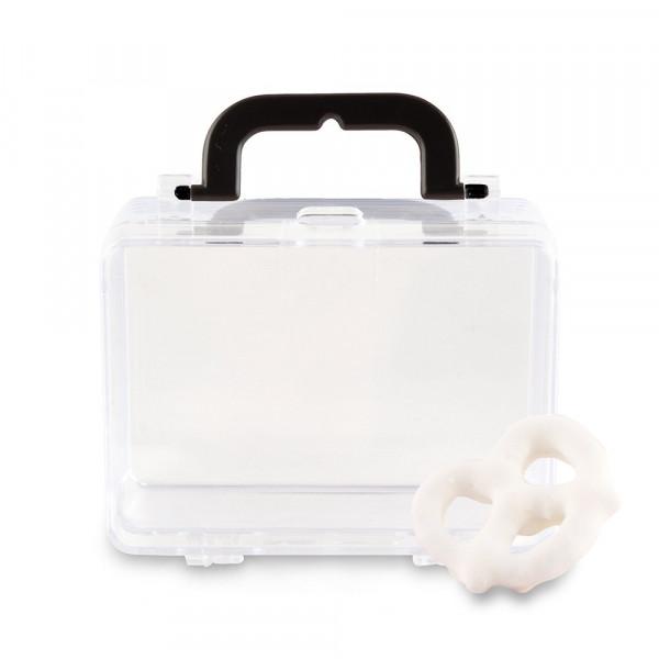 Mini Koffer für Gastgeschenke (6 Stück)