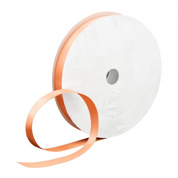 Satinband 16 mm x 45 m - apricot