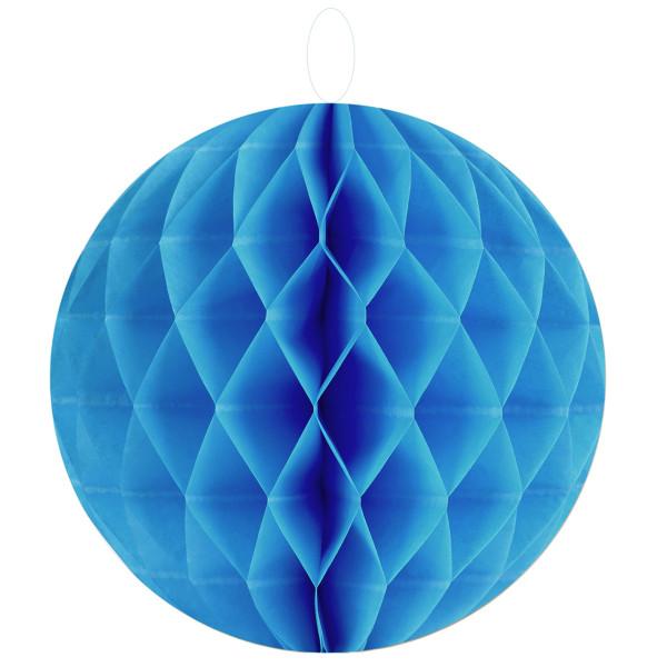 Honeycombs / Wabenbälle 30 cm (2 Stück) - türkis