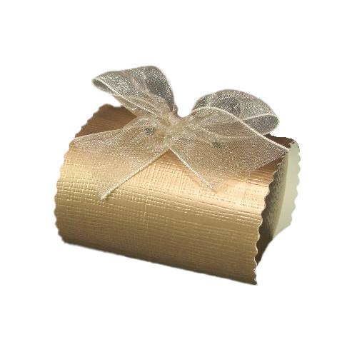 Kartonage 'Bombon' - gold