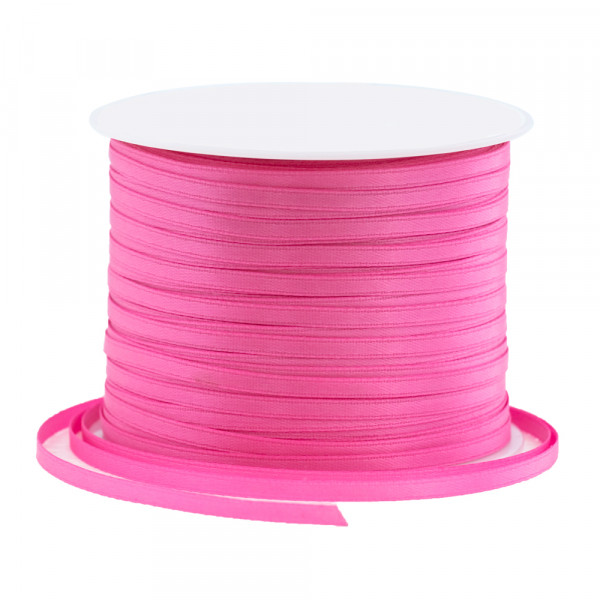 Satinband 3 mm x 100 m - pink