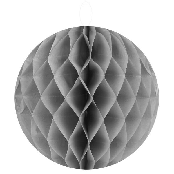 Honeycombs / Wabenbälle 30 cm (2 Stück) - grau