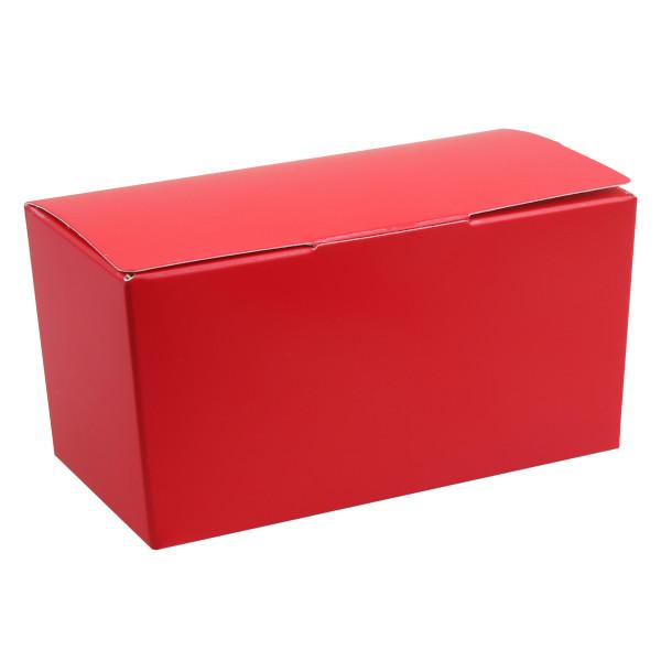 Schachteln / Boxen 11 cm x 6 cm (25 Stück) - rot