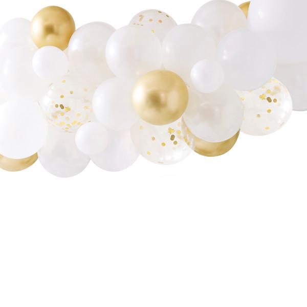 Botanical Party Ballon Girlande / Bogen 55 Stück