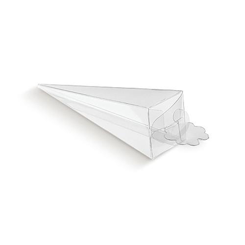 Kartonage 'Cono Quad' - transparent