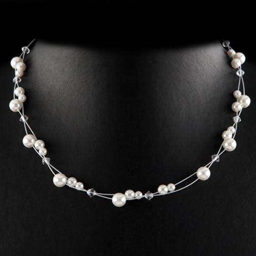 Perlenkette 'Klara'