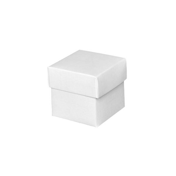 Kartonage 'Scatola' Bianco - weiß