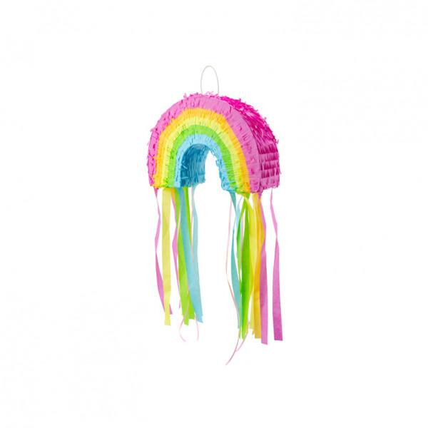 Regenbogen Party Pinata 30 cm