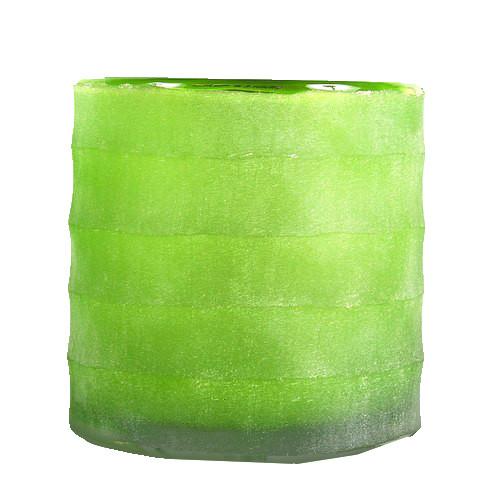 Windlicht H8cm - grün