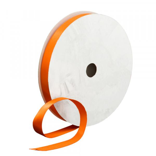 Satinband 16 mm x 45 m - orange