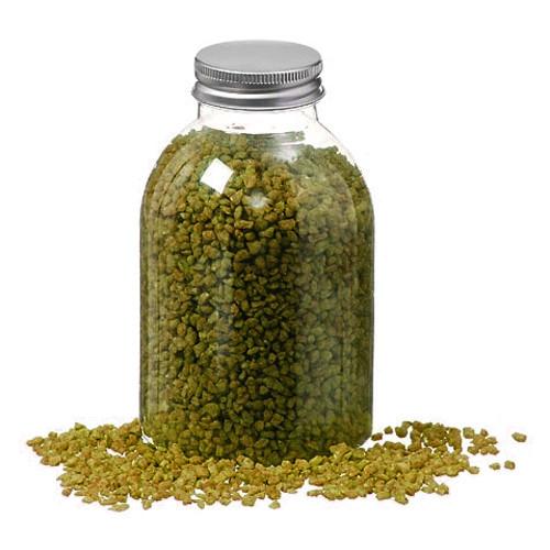 Dekogranulat, 770g - oliv