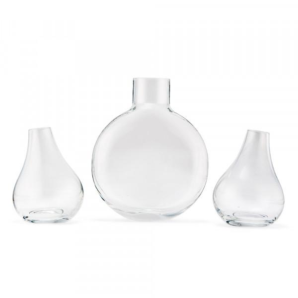 Vasen-Set 'Modern' für Sandzeremonie