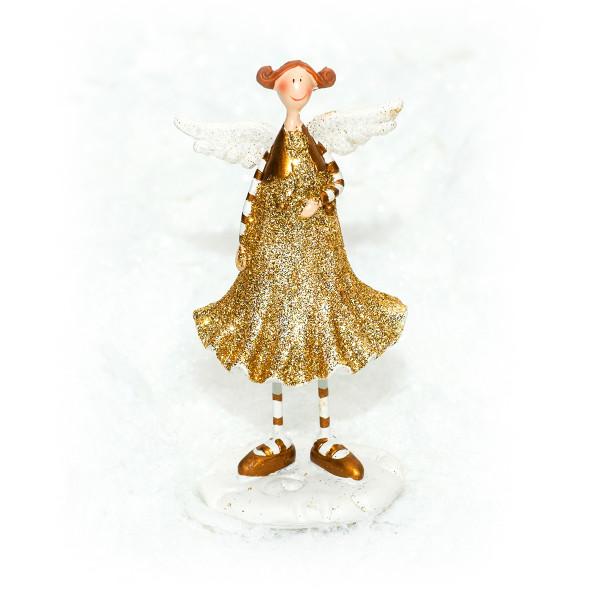 Engel 'Pixie' H10cm stehend