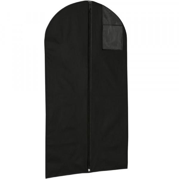 Kleidersack für Anzüge & kurze Kleider - schwarz