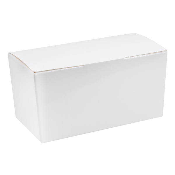 Schachteln / Boxen 11 cm x 6 cm (25 Stück) - weiß