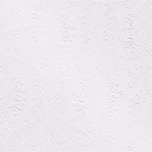 Dinnerservietten Edition Limitée (12 Stück) - pearl