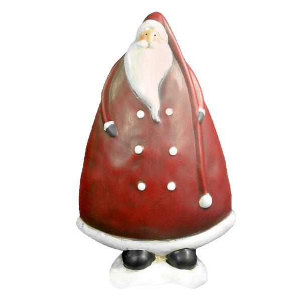 Weihnachtsfigur Weihnachtsmann, stehend
