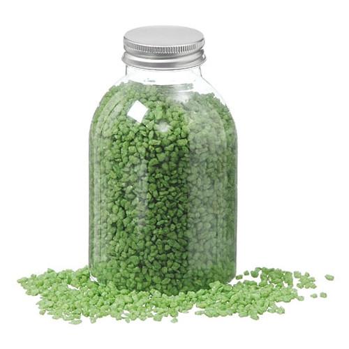 Dekogranulat, 770g - grün